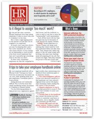 HR Weekly