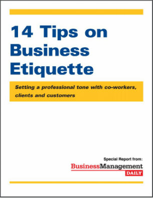 Tips On Business Etiquette Setting A Professional Tone With Co  Using The Strategies Found In  Tips On Business Etiquette Setting A  Professional Tone With