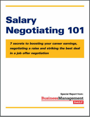 Salary Negotiating 101 7 Secrets To Boosting Your Career Earnings
