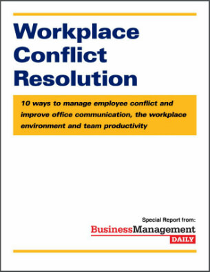 Workplace Conflict Resolution 10 Ways To Manage Employee Conflict
