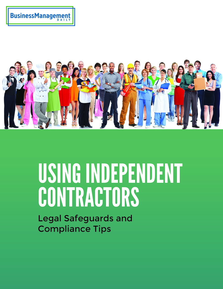 Using Independent Contractors
