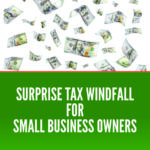 Surprise Tax Windfall